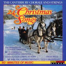 24 Christmas Songs mp3 Album by The Canterbury Chorale and Strings
