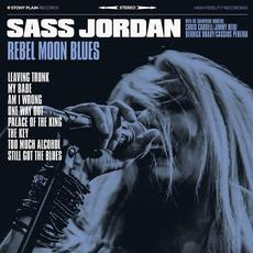 Rebel Moon Blues mp3 Album by Sass Jordan