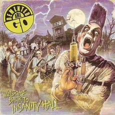 Welcome Back to Insanity Hall (Limited Edition) mp3 Album by Demented Are Go!