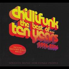 Chillifunk - The Best Of 10 Years 1996-2006 mp3 Compilation by Various Artists