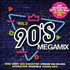 90's Megamix, Vol. 2: Die Grössten Hits mp3 Compilation by Various Artists