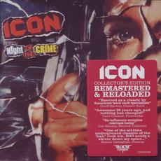 Night of the Crime (Re-Issue) mp3 Album by Icon