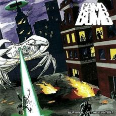 Survival of the Fastest (Re-Issue) mp3 Album by Gama Bomb