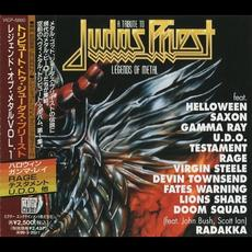 A Tribute to Judas Priest: Legends of Metal, Volume I mp3 Compilation by Various Artists
