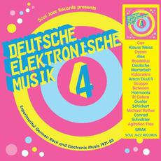 Deutsche Elektronische Musik 4: Experimental German Rock and Electronic Music 1971-83) mp3 Compilation by Various Artists