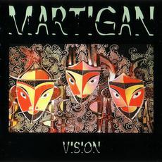 Vision mp3 Album by Martigan