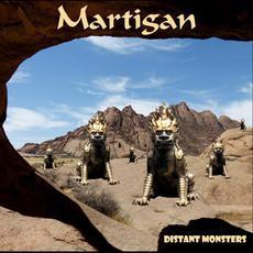 Distant Monsters mp3 Album by Martigan