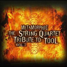 Metamorphic: The String Quartet Tribute to Tool, Volume 2 mp3 Album by The Section Quartet