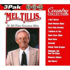 36 All-Time Greatest Hits mp3 Artist Compilation by Mel Tillis