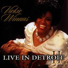 Live in Detroit, Vol. 2 mp3 Live by Vickie Winans