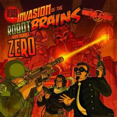 Invasion of the Robot Brains From Planet Zero mp3 Album by Defence Mechanism