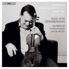 Martinů: Violin Concertos 1 & 2 / Bartók: Sonata for Solo Violin mp3 Compilation by Various Artists