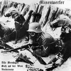 Alle beruhigen sich auf der West Vorderseite mp3 Album by Minenwerfer