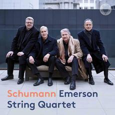 String Quartets nos. 1-3, op. 41 mp3 Album by Robert Schumann; Emerson String Quartet
