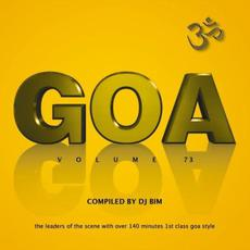 GOA, Volume 73 mp3 Compilation by Various Artists
