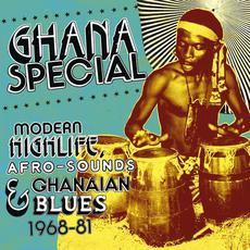 Ghana Special: Modern Highlife, Afro-Sounds, Ghanaian Blues 1968-81 mp3 Compilation by Various Artists