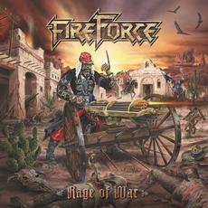 Rage of War mp3 Album by FireForce