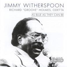 As Blue As They Can Be (Re-Issue) mp3 Album by Jimmy Witherspoon