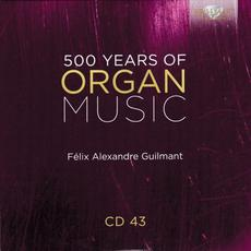 500 Years of Organ Music, CD 43 mp3 Artist Compilation by Adriano Falcioni