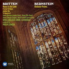 Britten; Bernstein (Remastered) mp3 Artist Compilation by Choir Of King's College, Cambridge