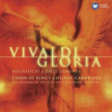 Vivaldi: Gloria; Dixit Dominus; Magnificat mp3 Artist Compilation by Choir Of King's College, Cambridge