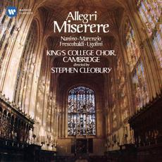 Music of the XVIth Century incl. Allegri: Miserere mp3 Artist Compilation by Choir Of King's College, Cambridge