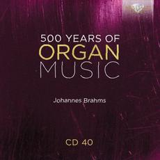 500 Years of Organ Music, CD 40 mp3 Artist Compilation by Nicholas Danby