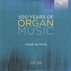 500 Years of Organ Music, CD 29 mp3 Artist Compilation by Bruno Forst