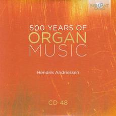 500 Years of Organ Music, CD 48 mp3 Artist Compilation by Benjamin Saunders