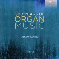 500 Years of Organ Music, CD 14 mp3 Artist Compilation by Stefano Molardi