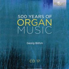 500 Years of Organ Music, CD 17 mp3 Artist Compilation by Simone Stella