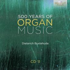 500 Years of Organ Music, CD 11 mp3 Artist Compilation by Simone Stella
