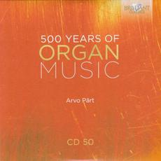 500 Years of Organ Music, CD 50 mp3 Artist Compilation by Thomas Leech