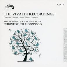 The Vivaldi Recordings, CD 10 mp3 Artist Compilation by Antonio Vivaldi