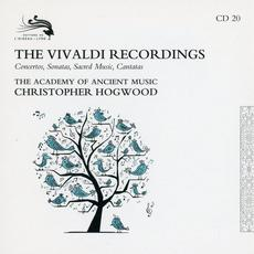 The Vivaldi Recordings, CD 20 mp3 Artist Compilation by Antonio Vivaldi