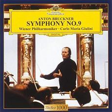 Anton Bruckner: Symphonie No. 9 mp3 Live by Wiener Philharmoniker & Carlo Maria Giulini