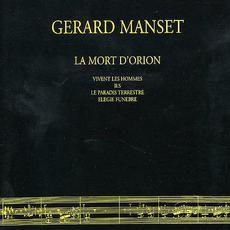 La Mort d'Orion (Re-Issue) mp3 Album by Gérard Manset