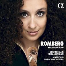 Violin Concertos mp3 Album by Chouchane Siranossian