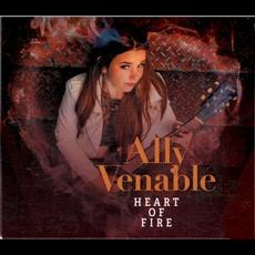 Heart Of Fire mp3 Album by Ally Venable