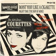 Want You! Like a Cigarette mp3 Single by The Courettes