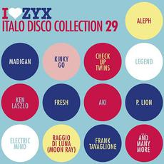 I Love ZYX Italo Disco Collection 29 mp3 Compilation by Various Artists