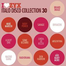 I Love ZYX Italo Disco Collection 30 mp3 Compilation by Various Artists