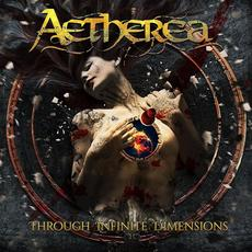 Through Infinite Dimensions mp3 Album by Aetherea