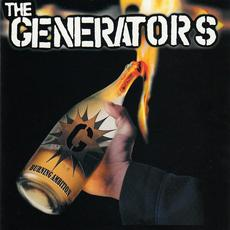 Burning Ambition mp3 Album by The Generators