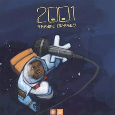 2001 A Rhyme Odyssey mp3 Compilation by Various Artists