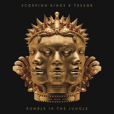 Rumble In The Jungle mp3 Album by Kabza De Small, DJ Maphorisa, Tresor