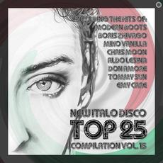 New Italo Disco Top 25 Compilation, Vol.15 mp3 Compilation by Various Artists