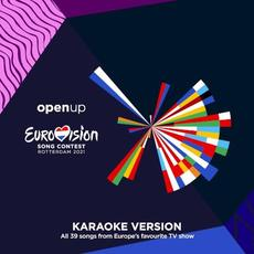 Eurovision Song Contest: Rotterdam 2021 (Karaoke Version) mp3 Compilation by Various Artists
