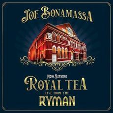 Now Serving: Royal Tea Live From the Ryman mp3 Live by Joe Bonamassa