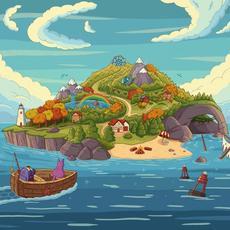 Adventure Island mp3 Album by Purrple Cat